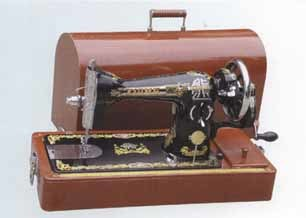 Wooden-Case and Cover for Ja Machines
