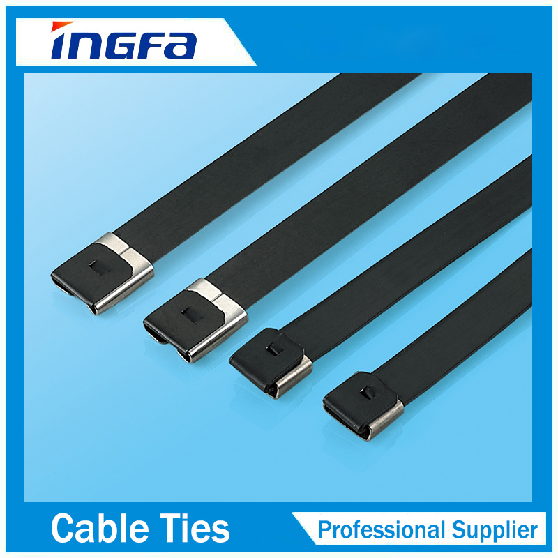 China O Type Stainless Steel Cable Tie Buckles - China Buckle ...