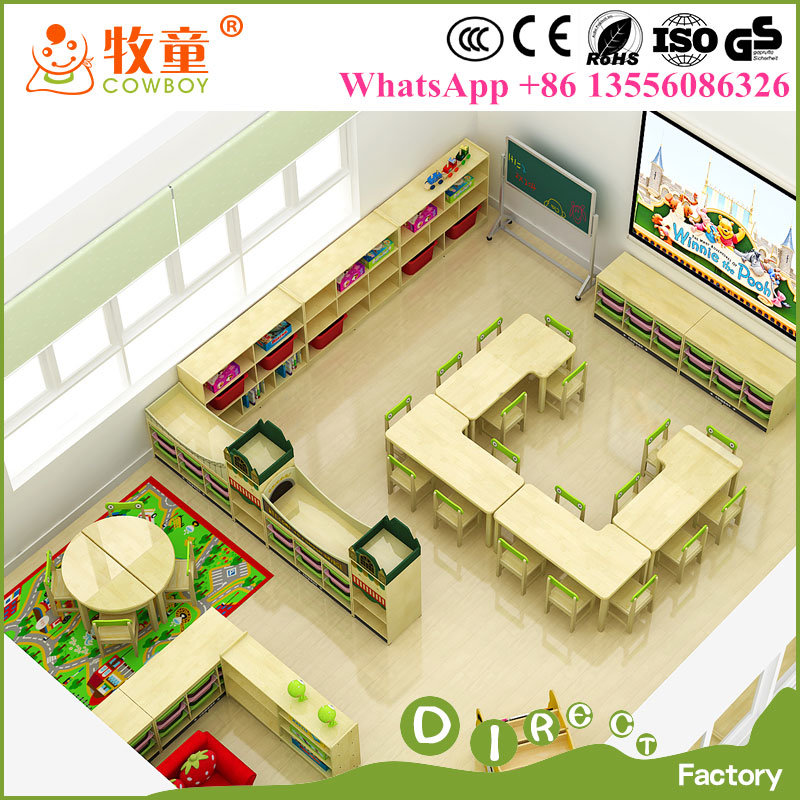 China Kids Preschool And Kindergarten Equipment Kids