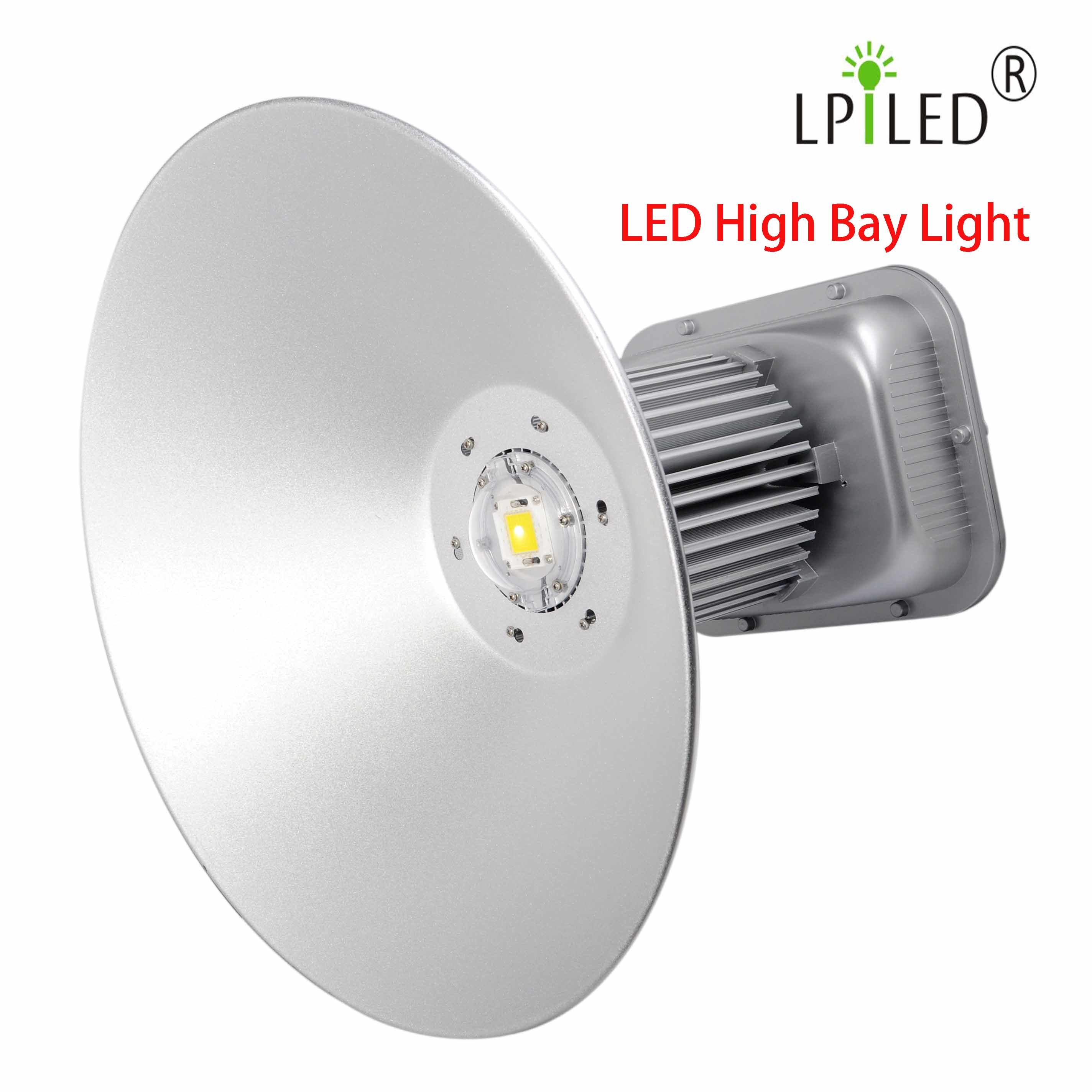 low high led round lighting canopy bay aces b