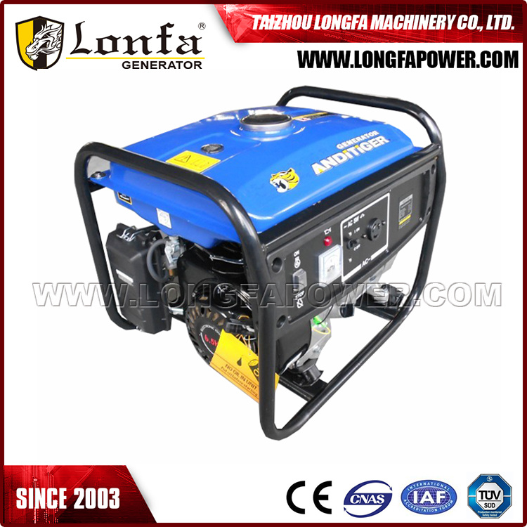 1.5kw 1.5kVA Home Use Mini Portable Gasoline Petrol Generator pictures & photos