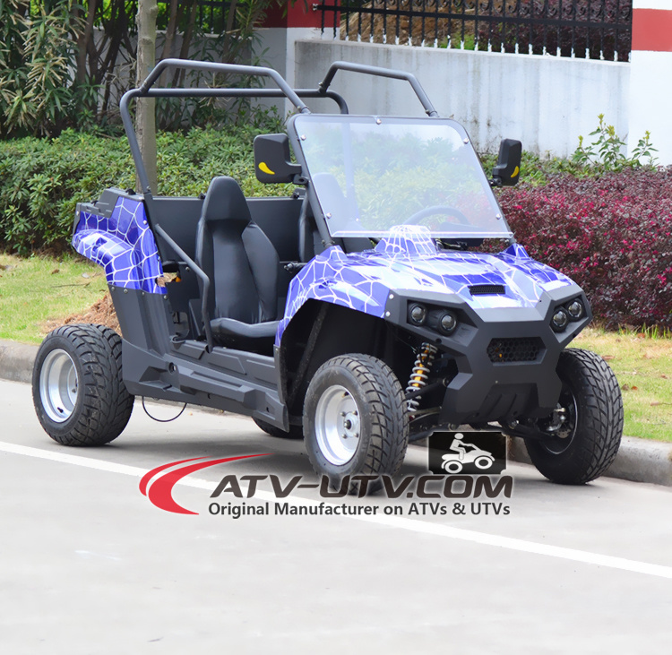 1500W-3000W Shaft Drive Electric UTV