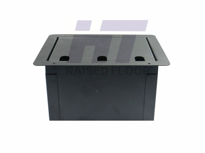 Raised Floor Accessories Outlet Box