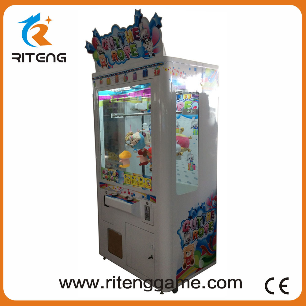 New-Design Coin Pusher Toy Gift Vending Machine for Kids pictures & photos