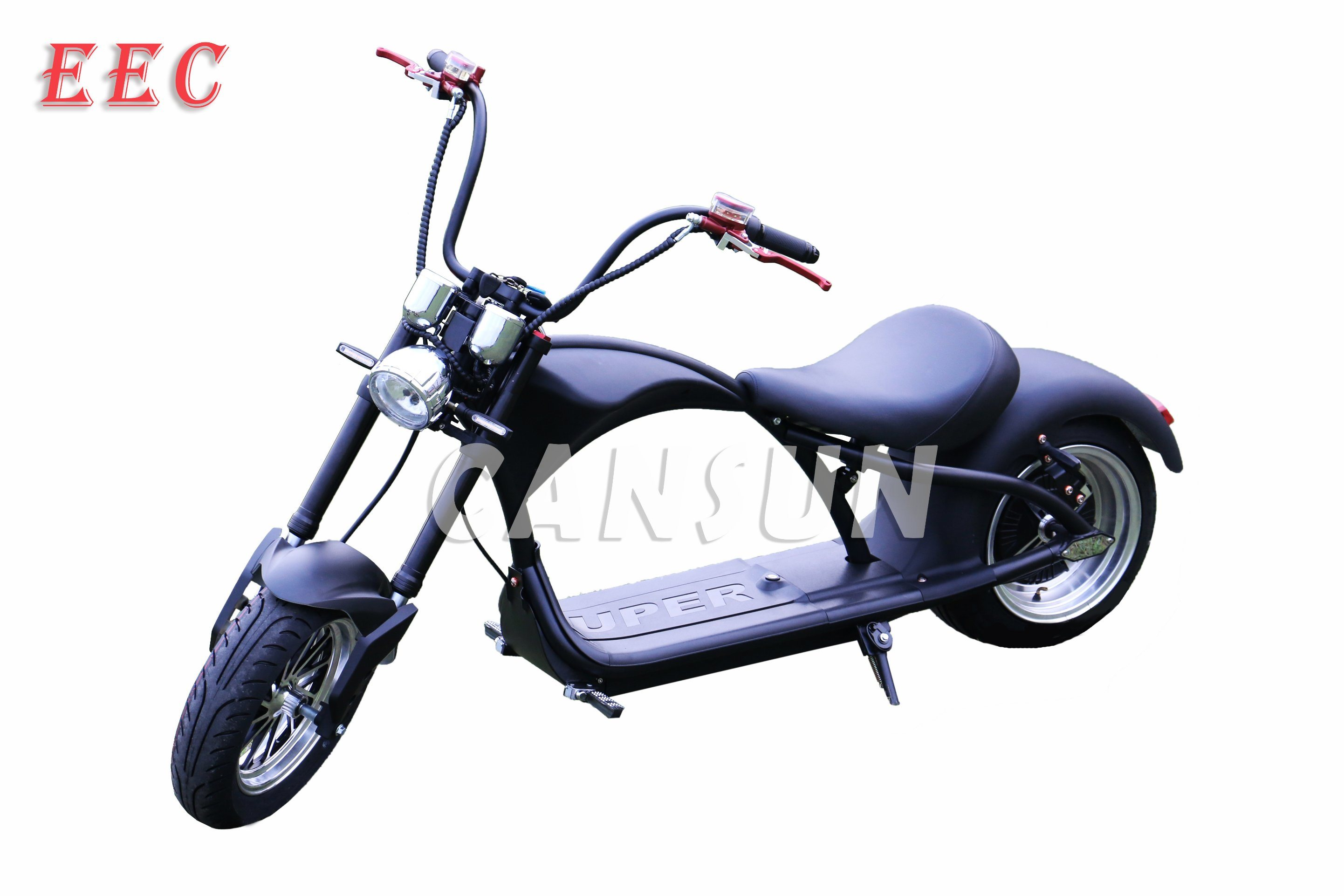 2000W High Power Brushless Motor EEC Electric Motorcycle pictures & photos
