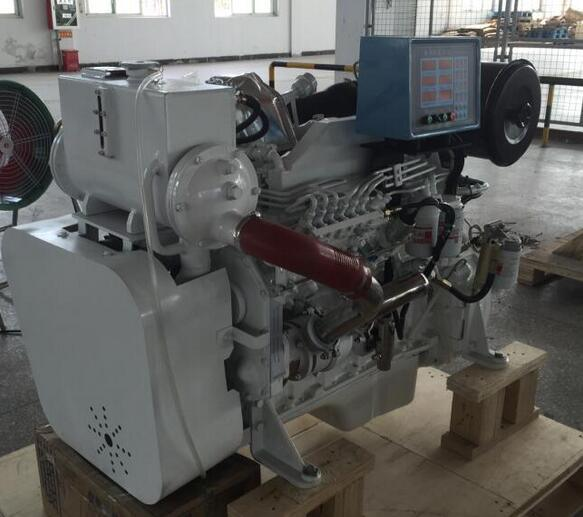 90kw 120HP Marine Diesel Engine pictures & photos