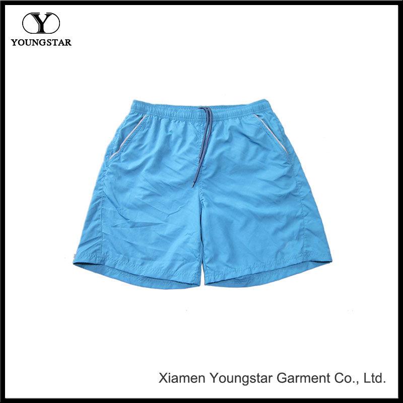 6293fd1b1b China Blue Board Shorts Men′s Shorts Swim Trunks with Reflective ...
