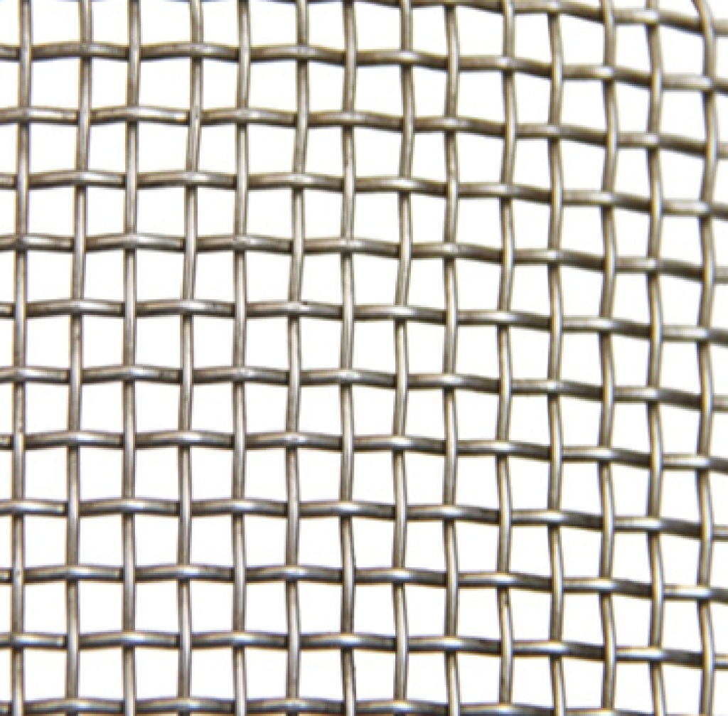 China Square Hole Plain Weave Galvanized Wire Mesh Photos & Pictures ...