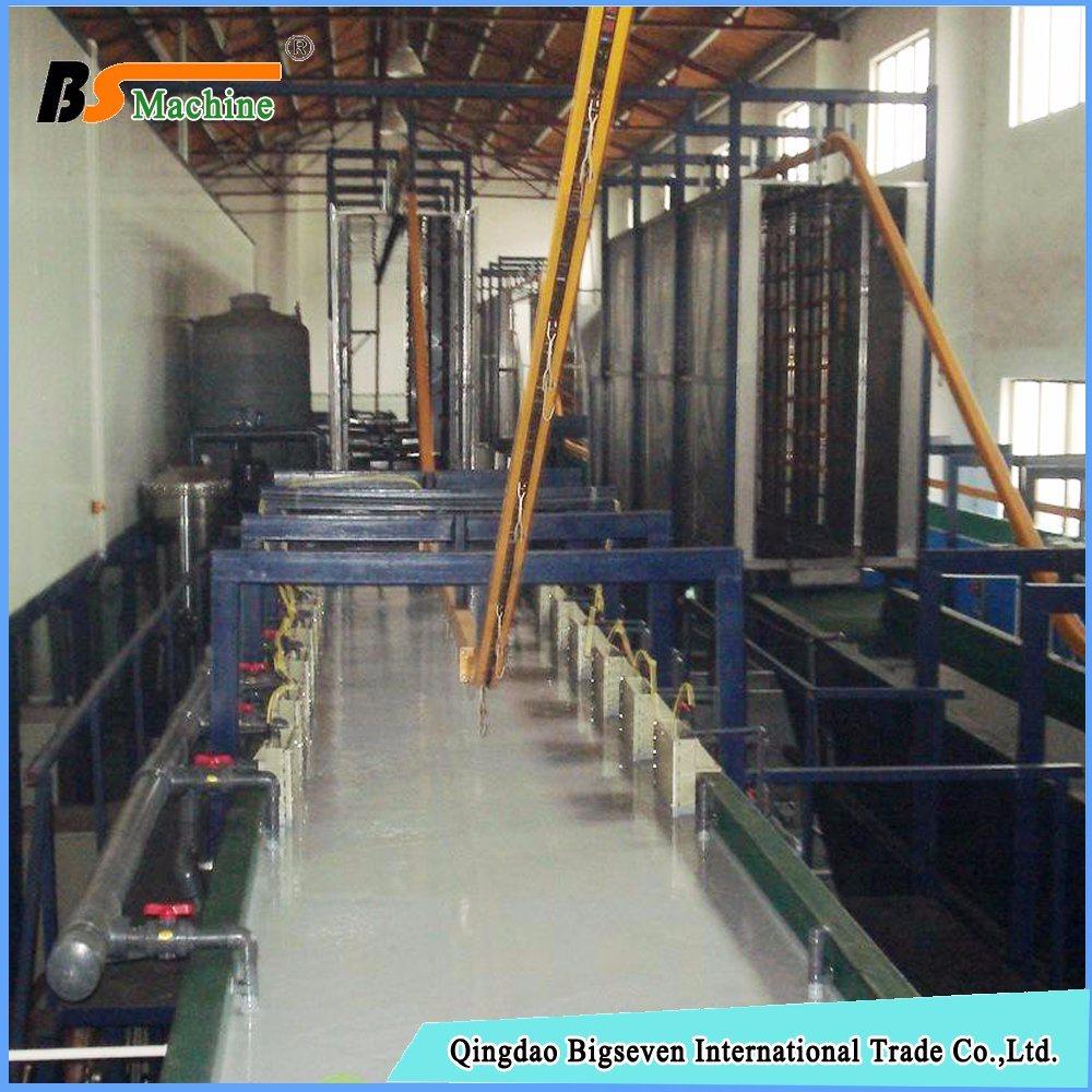 China Powder Coating Equipment Electrostatic Painting Line Photos