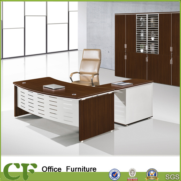 China High Tech Office Furniture Large Modern Executive Desk
