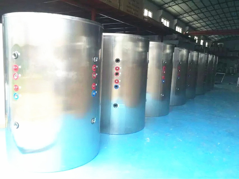 China Split High Pressure Storage Tank - China Water Tank, Hot Water ...