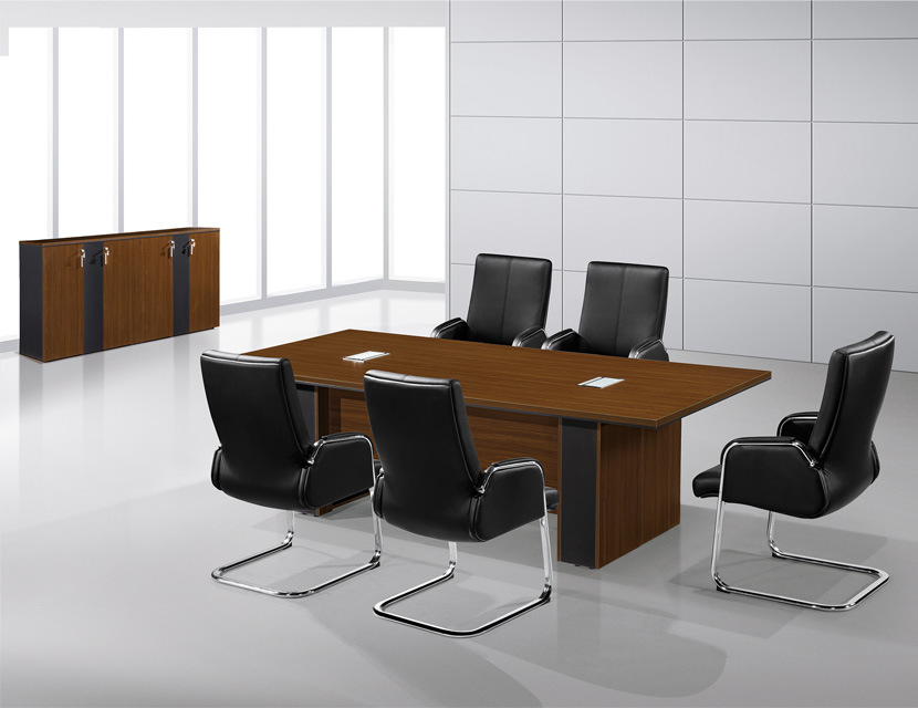 Hot Item Full MFC Meeting Table Commercial Conference Table Wooden Office Furniture