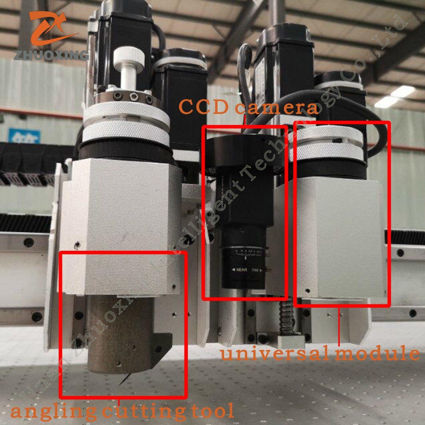 China Automatic High Speed Greeting Card Making Machine Dieless