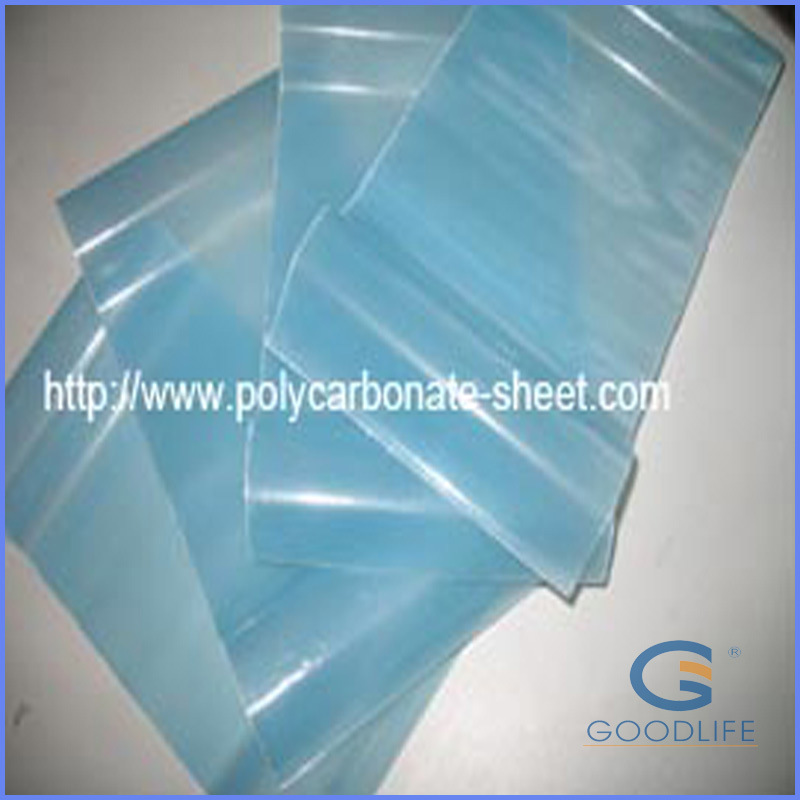 Excellent Colored Polycarbonate PC Corrugated Sheet
