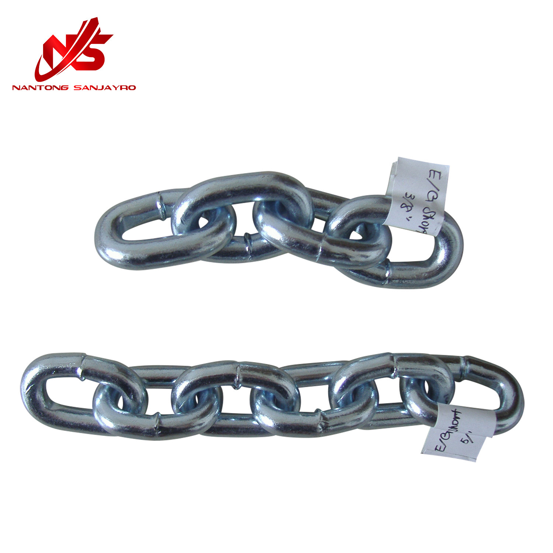 "10mm Chain FREE POSTAGE!!!!! 3//8/"" Regular Chain Swivel Galvanised."