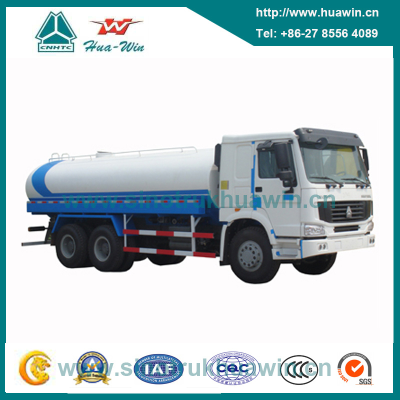 Sinotruk HOWO 6X4 Water Transport Truck pictures & photos
