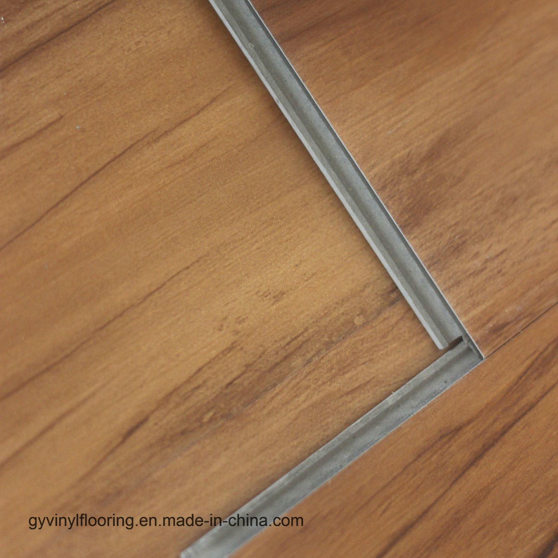 China High Quality Durable Soundproof Spc Vinyl Flooring Plastic
