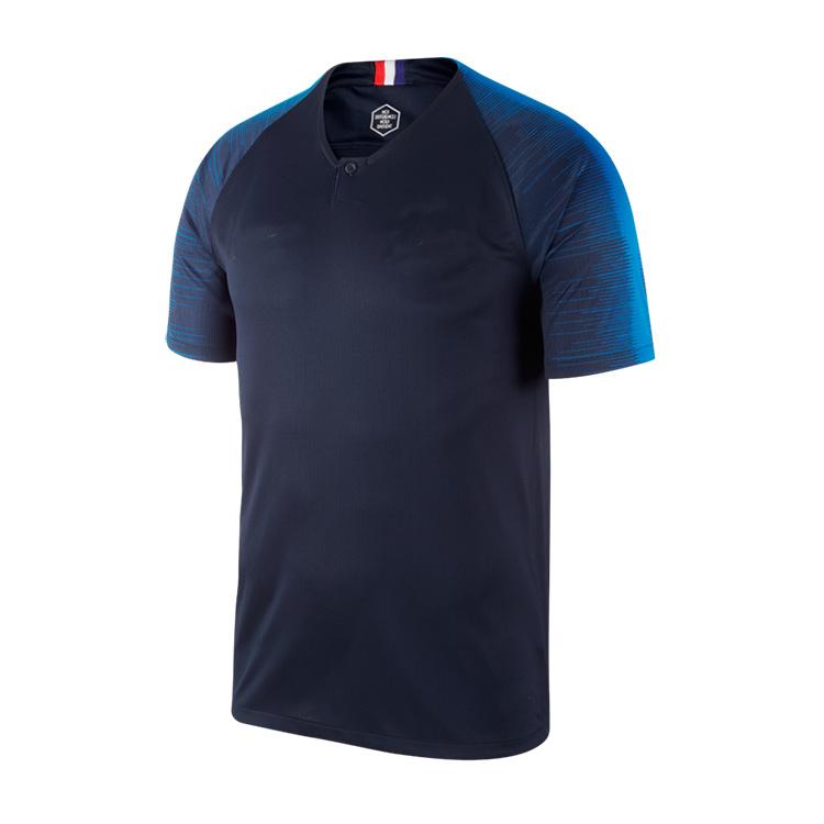 meet e1aee e308f [Hot Item] Top Quality Soccer Shirts Man Wholesale Custom Blank Soccer  Jersey Shirt