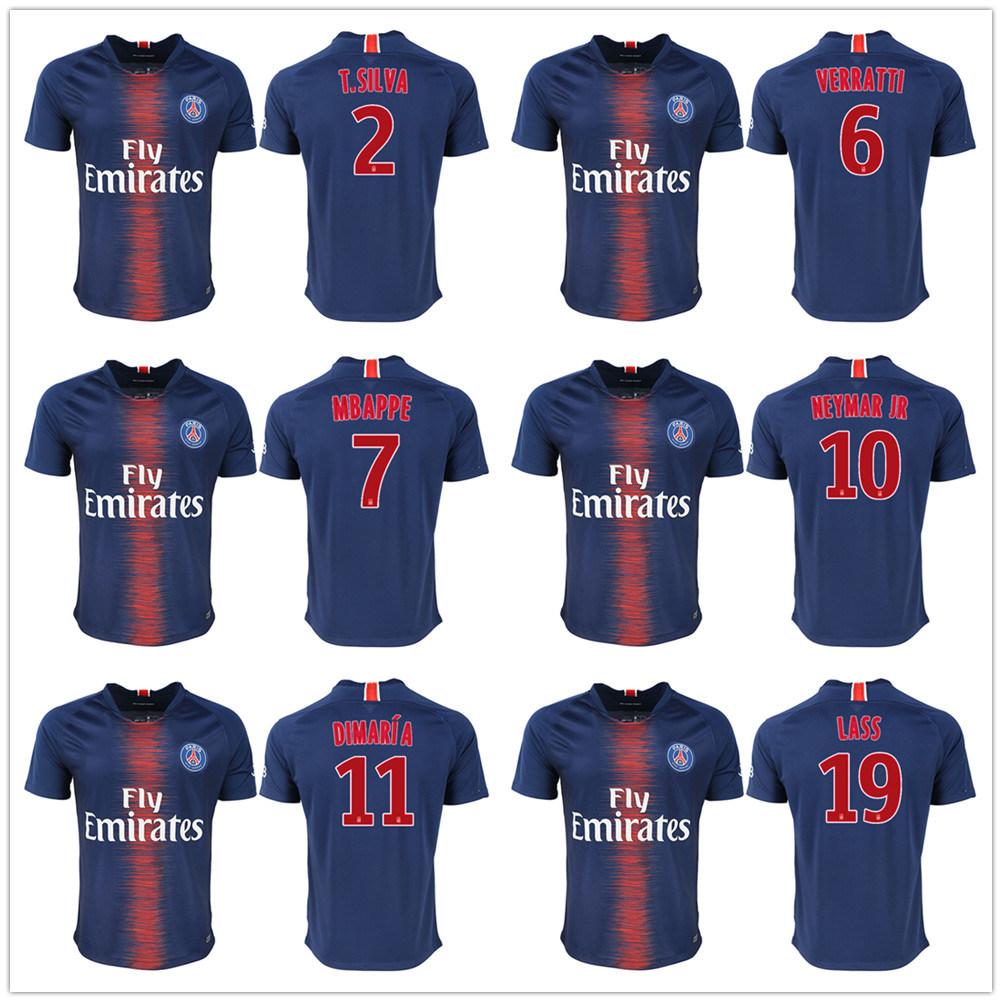 size 40 dd78f 99c50 [Hot Item] Wholesale FC Paris St Germain Soccer Jersey Neymar Jr Football  Shirt