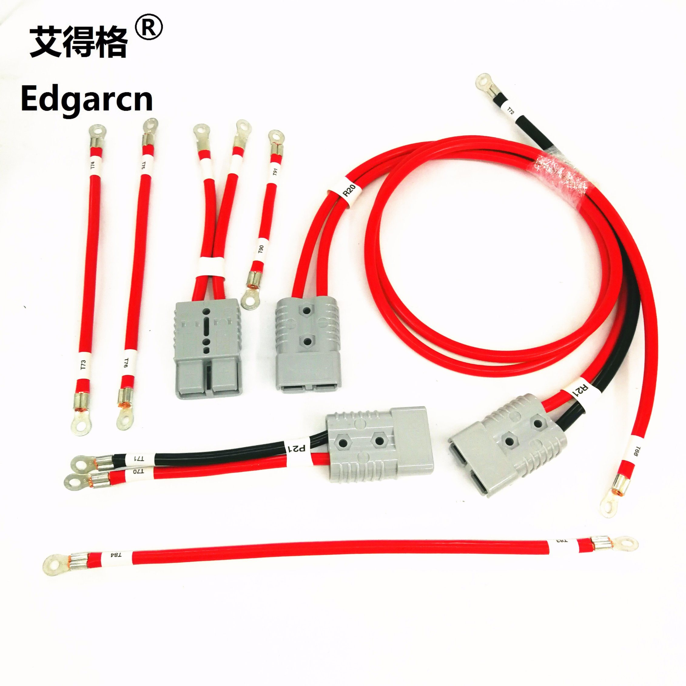china positive and negative wire for battery cable harness with ul / whma /  ipc620 & iatf16949 - china battery cable harness, cable assembly