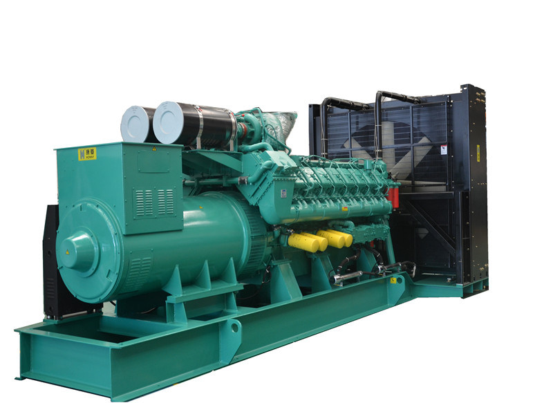 1MW-500MW Power Plant with Fuel Diesel Gas Dual Fuel Hfo pictures & photos