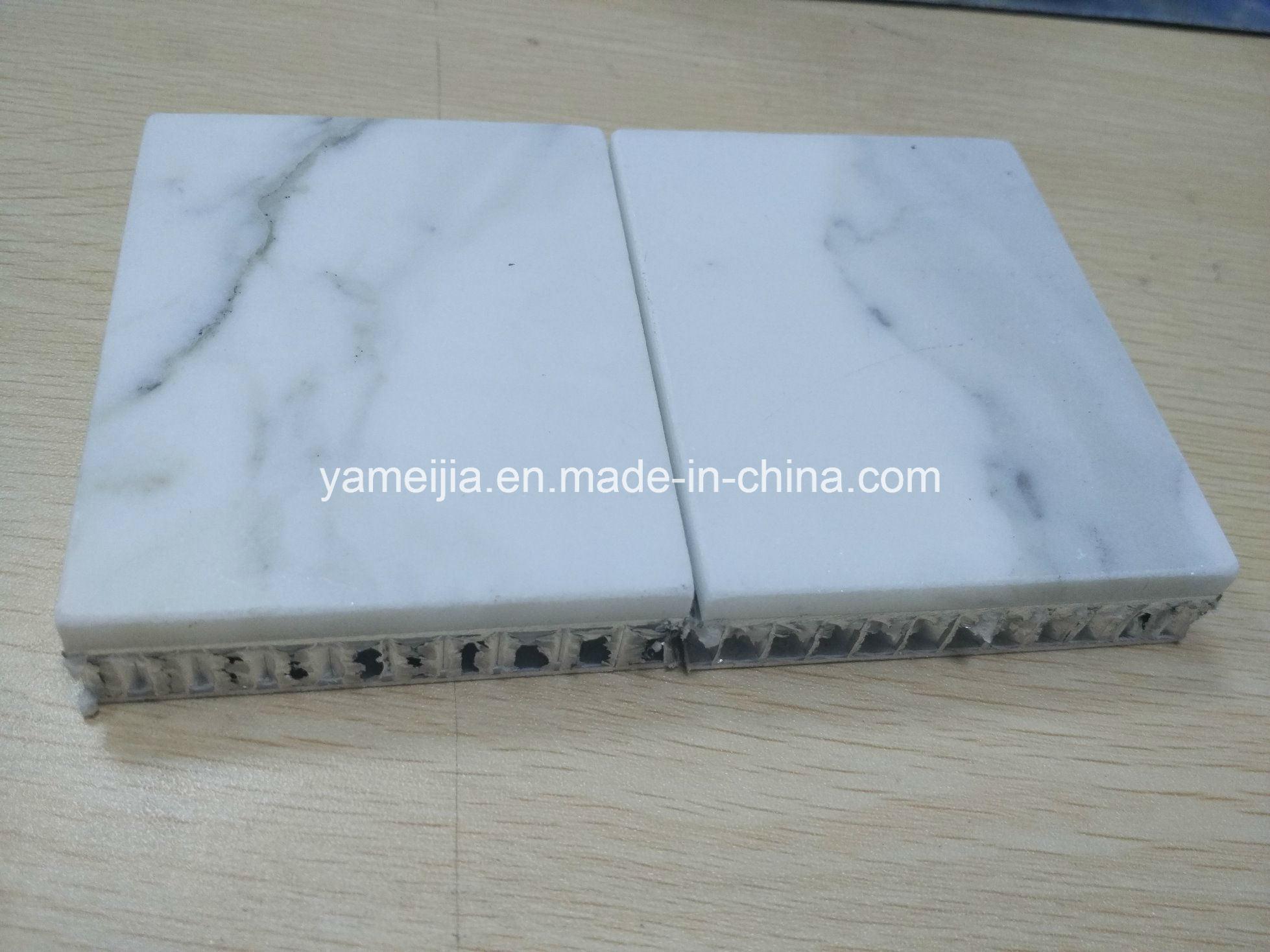 China Natural Stone Honeycomb Compsosite Panels Wall Decoration ...