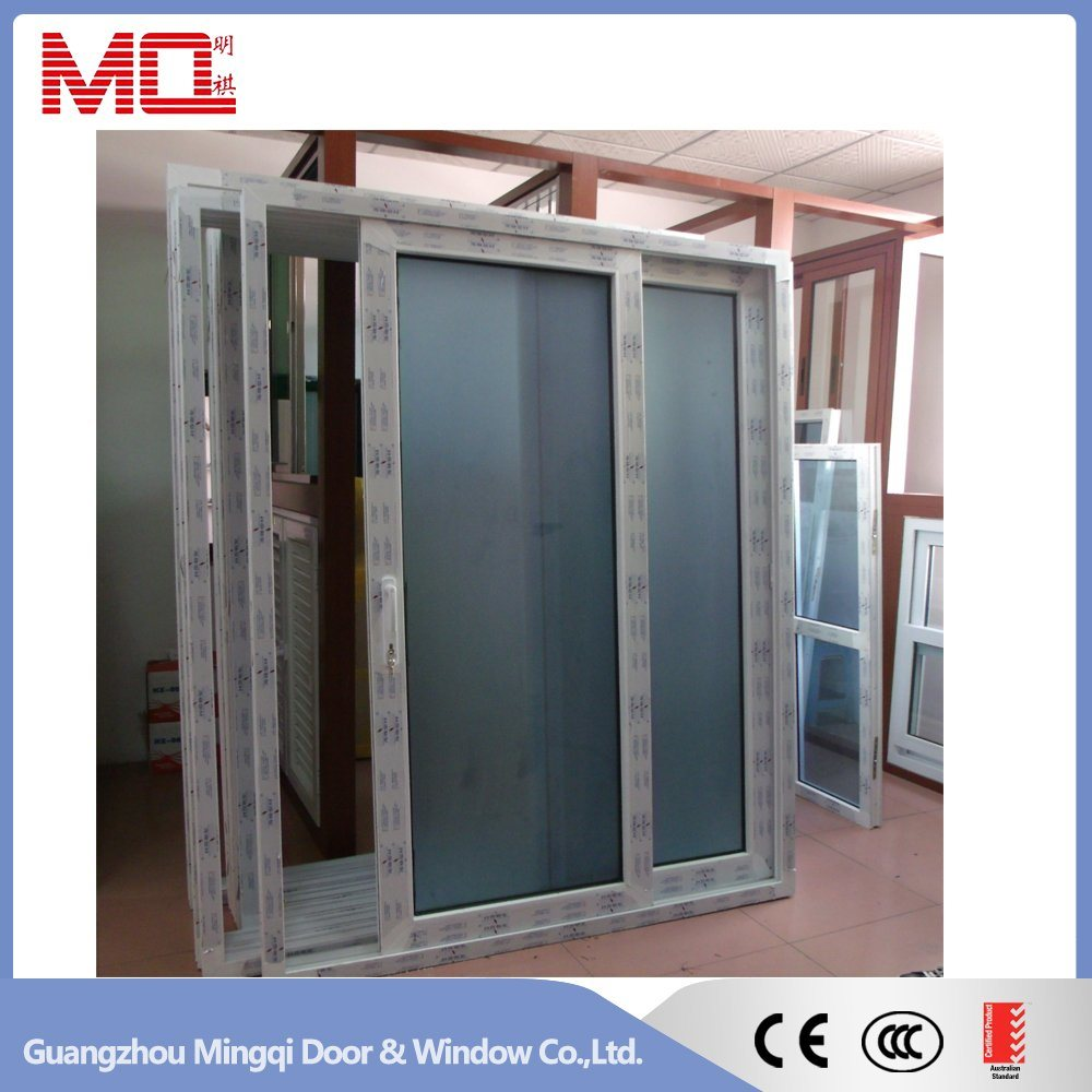 China Plastic Sliding Door With Mosquito Net China Plastic Sliding