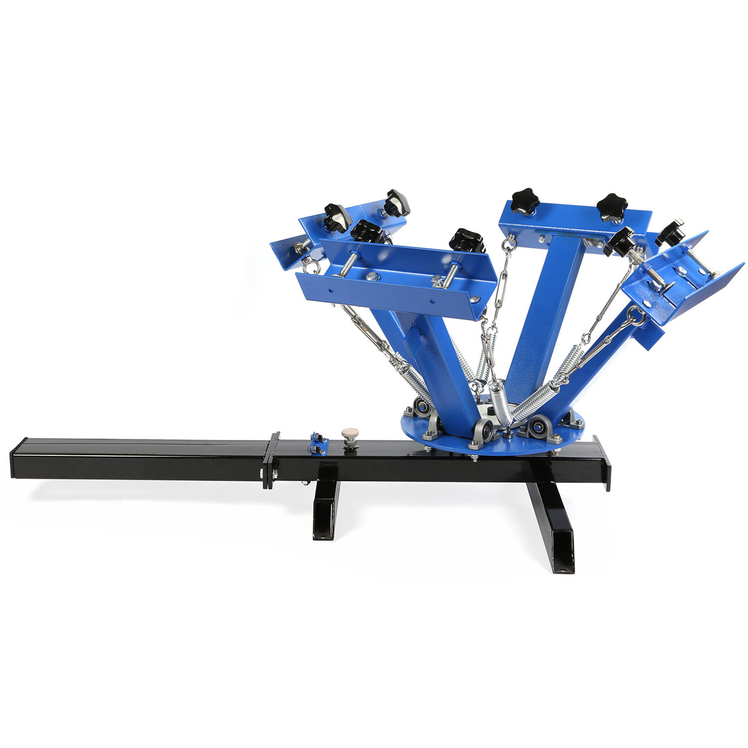 13887485 China 4 Color 1 Station T-Shirt Screen Printing Screen Printing Press -  China Screen Printer Machine, Screen Press Printing Machine