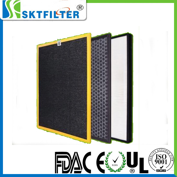 H11, H13 Air Purifier HEPA Filter pictures & photos