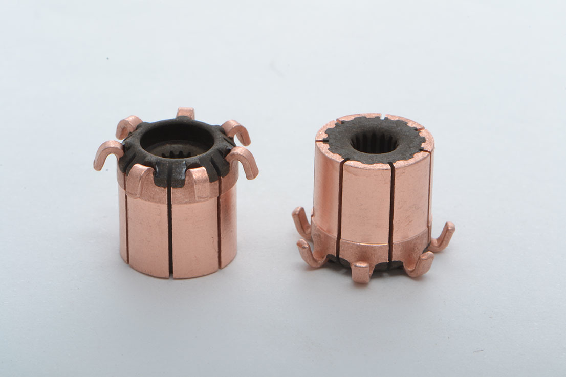 Customized All Kinds of Motor Parts Commutator pictures & photos