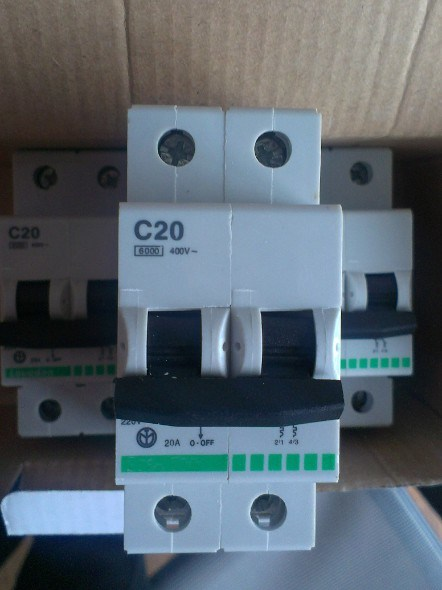 Lovadon Lcb3-63 Circuit Breaker 7 Days Delivery for One Container