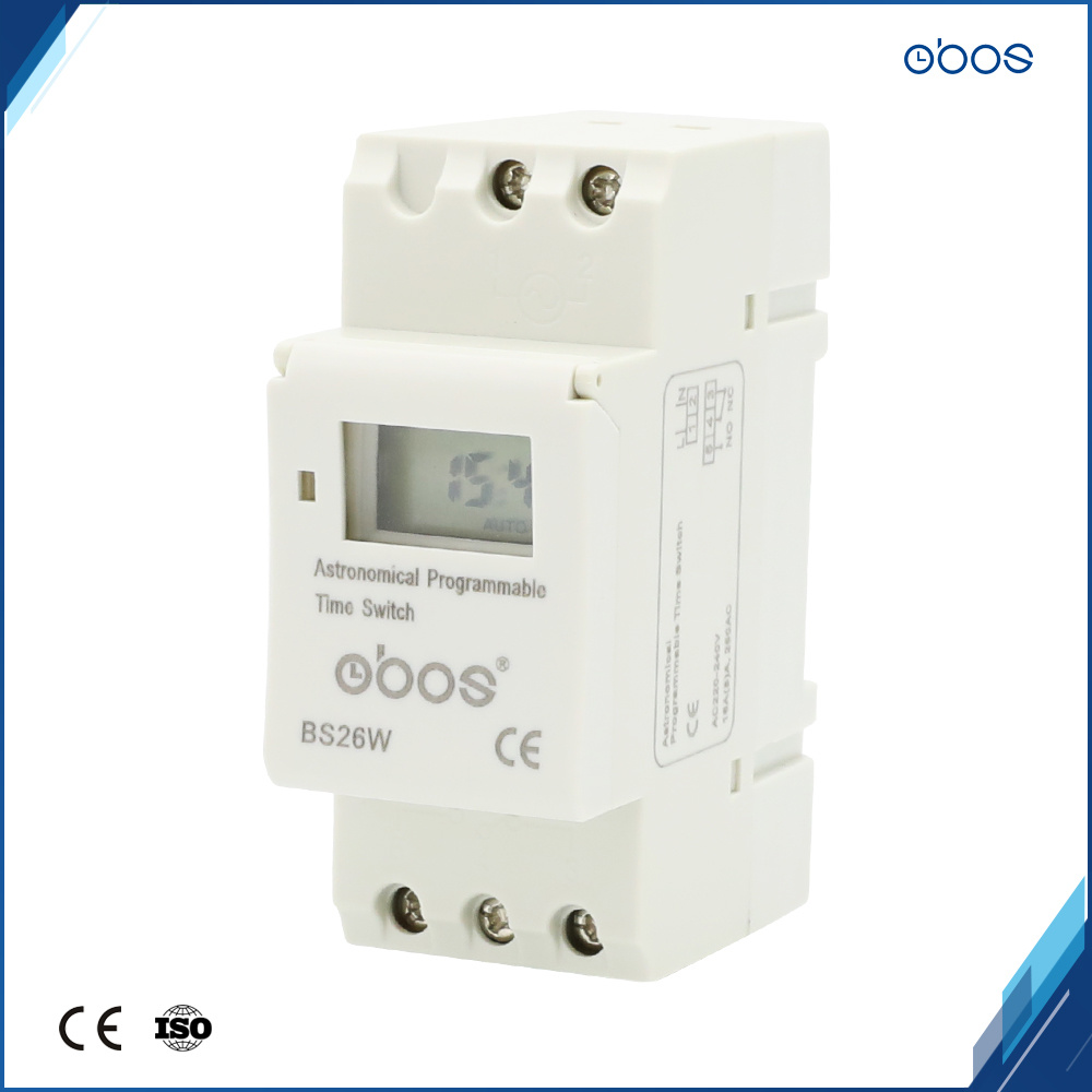 12v Circuit Breaker Timer Wiring Diagram Services China Obos Brand Din Digital Photos Pictures Rh Sjrectifier En Made In Com Off Delay Simple 555 Circuits