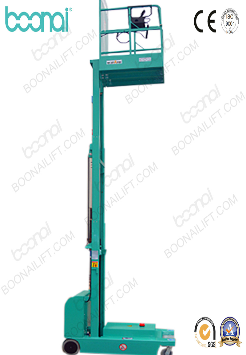 Self-Propelled Aerial Stock Picker (Triple Masts) Max 6.00 (m) pictures & photos