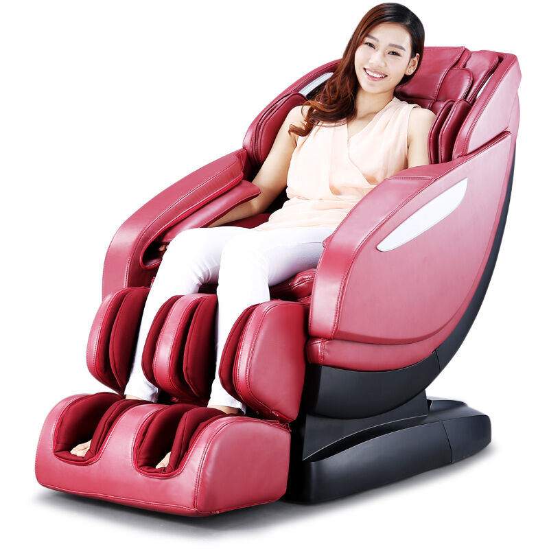 Healthcare Back Shiatsu Massage Chair Rt6036 pictures & photos