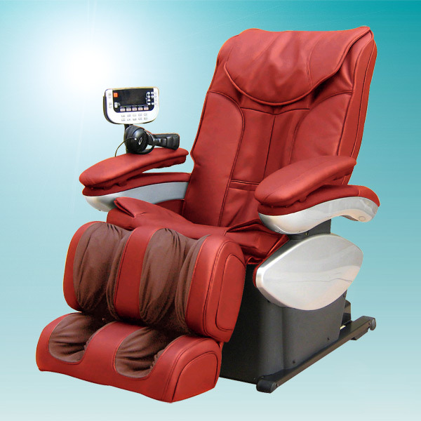 China Electric Back Massage Chair Equipment (801A) - China Massage Equipment, Back Massage Equipment