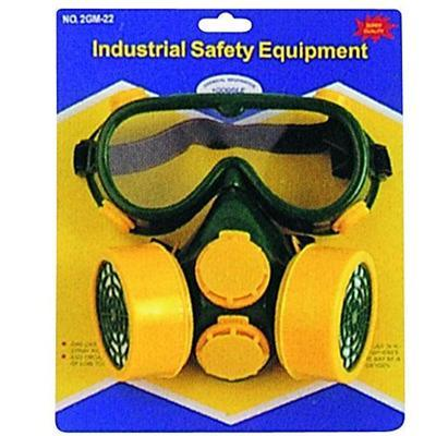 Respirator Mask Acne Face Mask / Combined Mask Gas Mask (AM-M038)