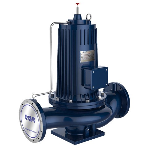 Electrical Centrifugal Canned Water Pump
