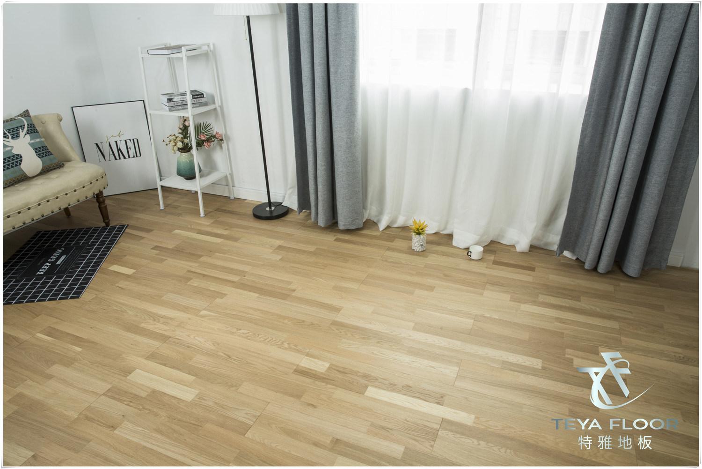 Strip Oak Engineered Wood Flooring
