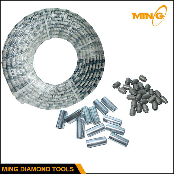 China Diamond Multi Wire Saw for Brazil Market Used on Romas ...