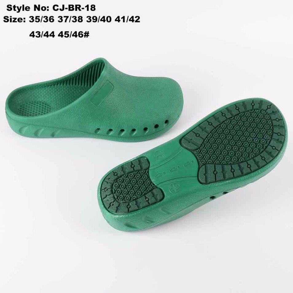 4947926a7e06a China custom logo men eva hospital nurse dutch clog with holey soles jpg  954x954 Holey soles