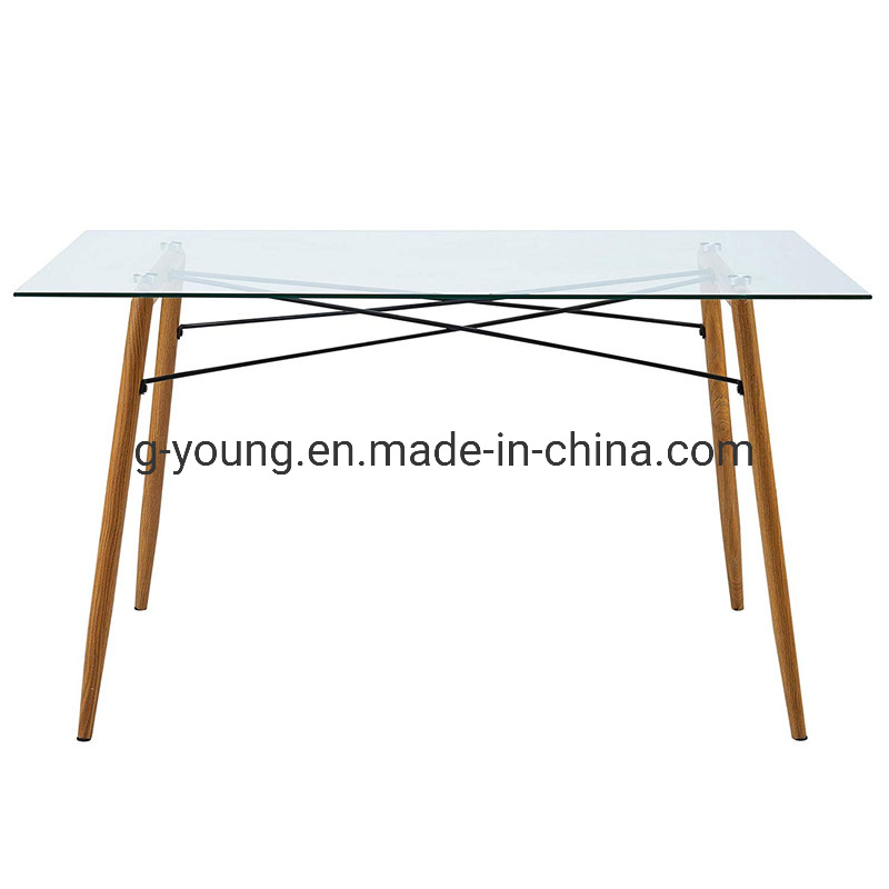 China Modern Home Furniture 12 10 8 Seater Glass Dining Table China Dining Table Furniture