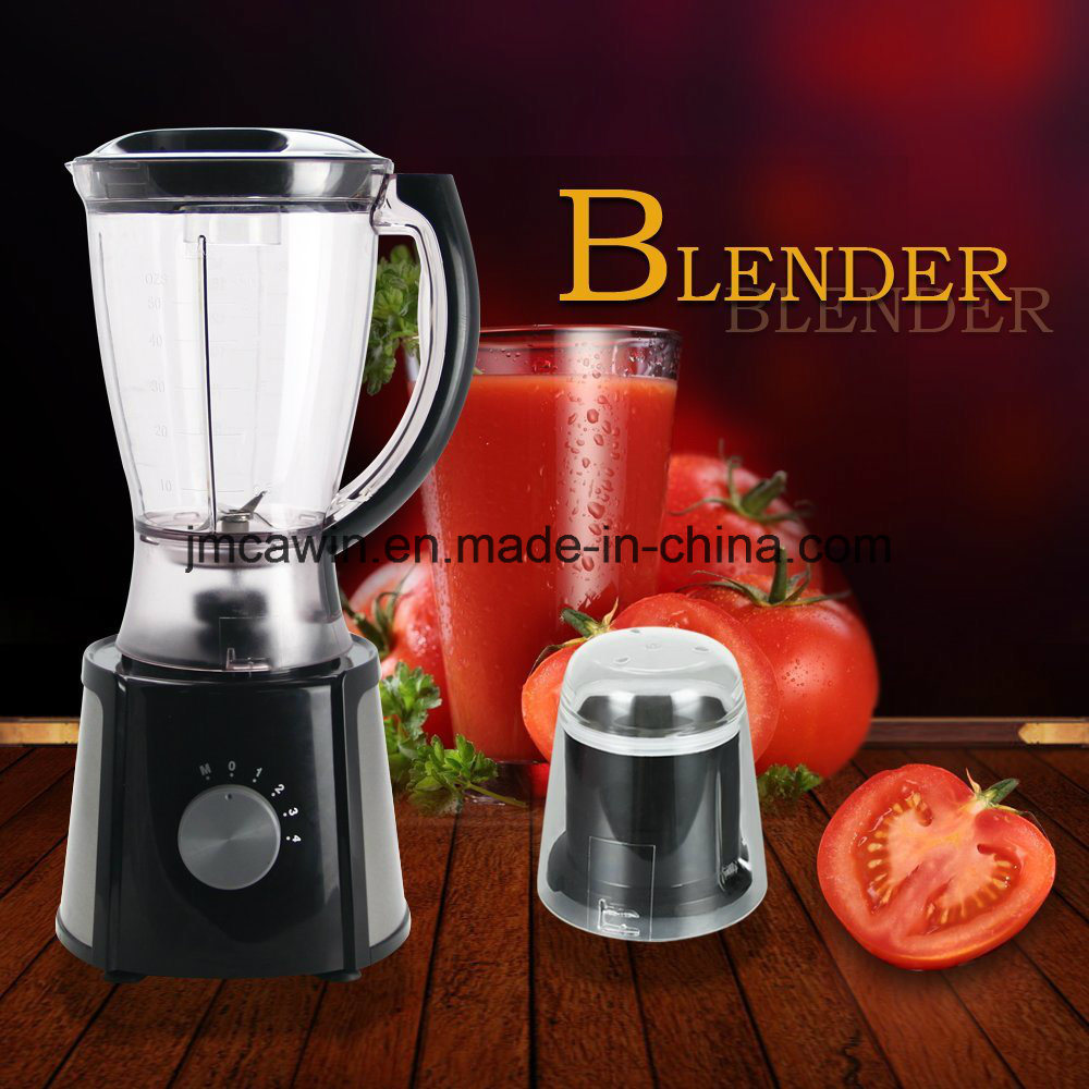 CB-B355 Knob Switch 4 Speeds 2 in 1 Blender