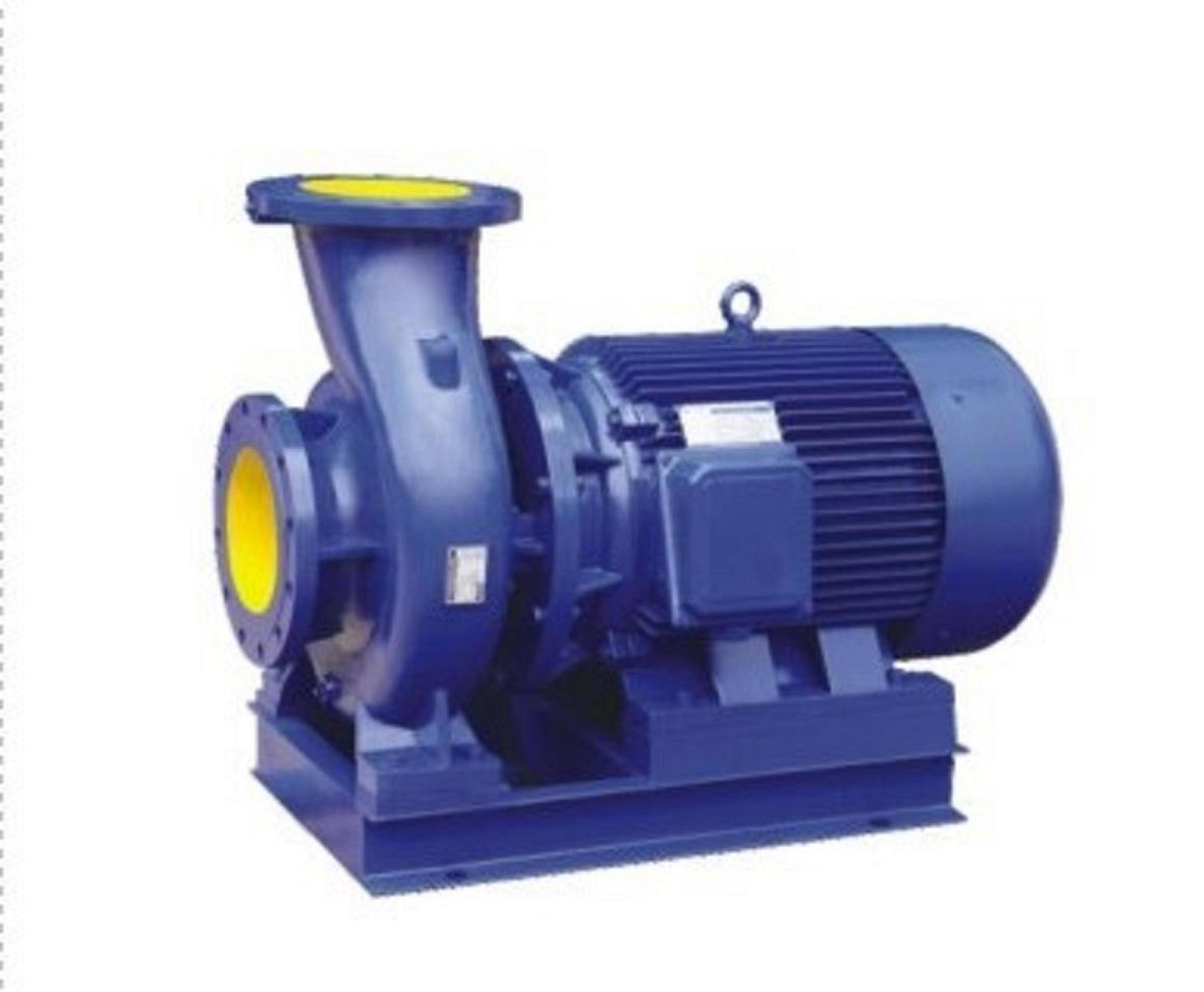 Single Stage Centrifugal Pump (ISW) pictures & photos