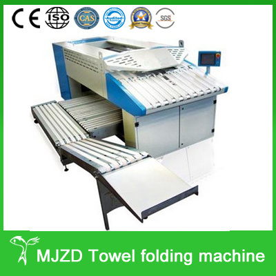 Automatic Cloth Folding Machine Industrial Laundry Bed Sheet Folder For  Hotel (ZD3000 V)