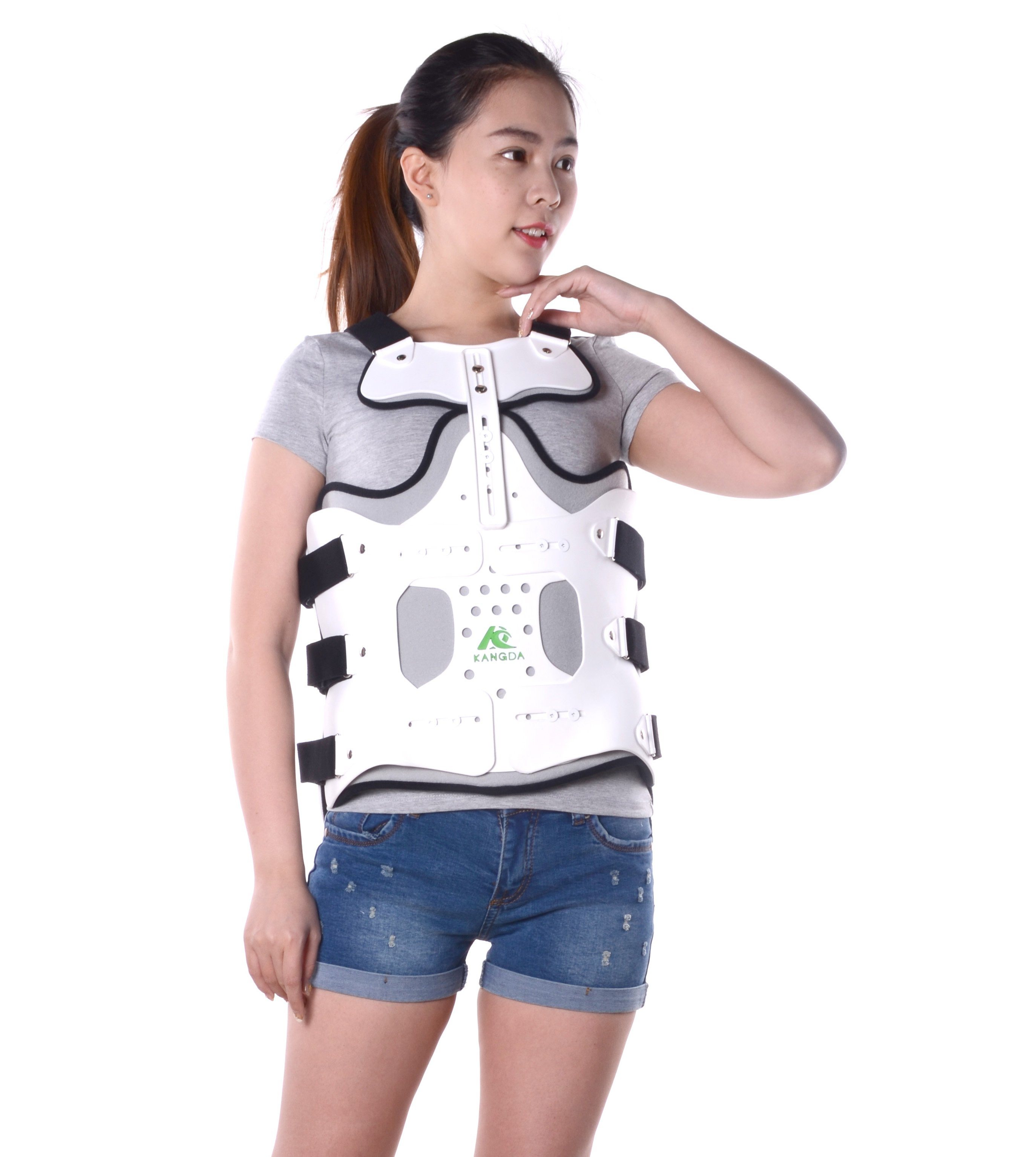China Cervical Thoracic Orthosis Postoperation Lumbar Spine