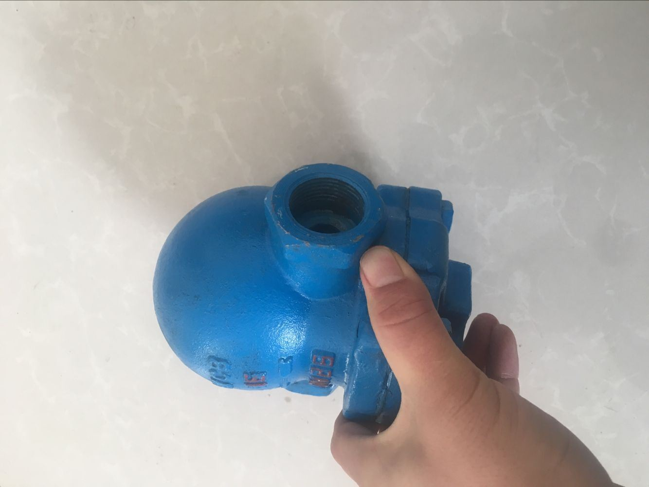 Lever Ball Float Type Steam Trap Valve Condensate Steam Trap pictures & photos