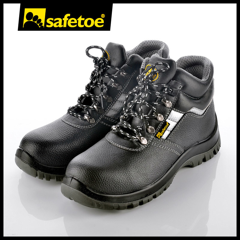 China Palm Embossed Safety Shoes Sweat