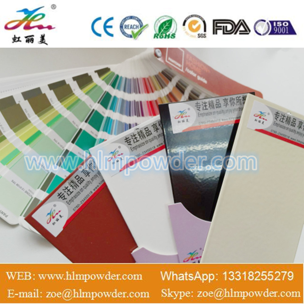Corrosion Resistant Electrostatic Spray Indoor Use Epoxy Powder Coating for Decoration pictures & photos