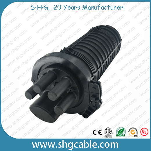 96 Splice Dome Fiber Optic Splice Closure (FOSC-D05)