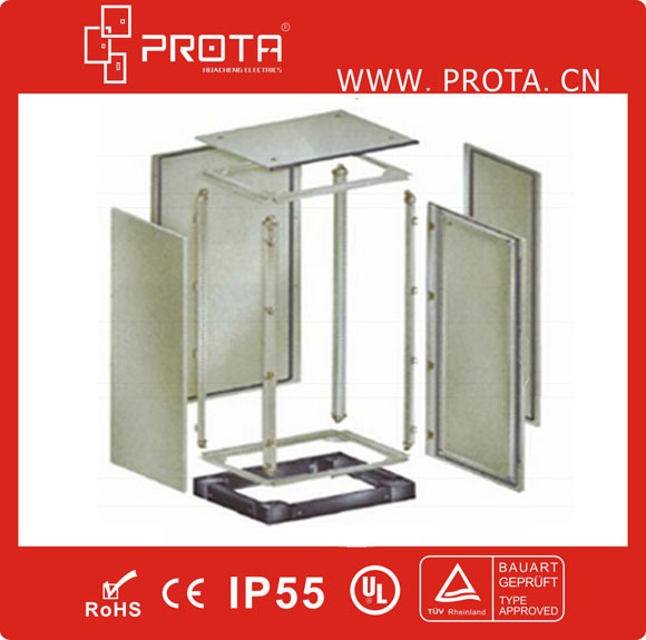 Knock-Down Type Power Distribution Cabinet Electric Cabinet